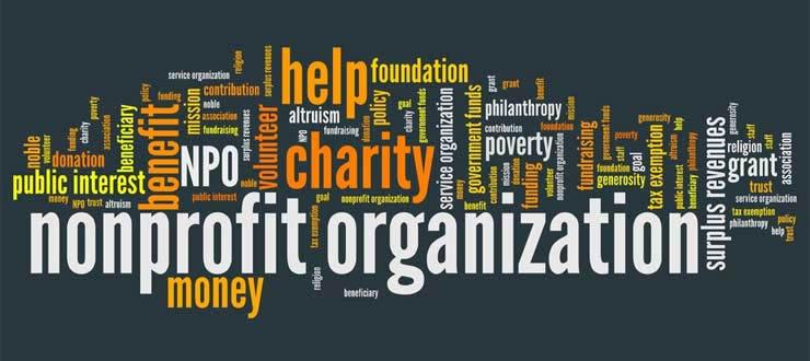 Mitbegründer von Non-Profit-Initiativen